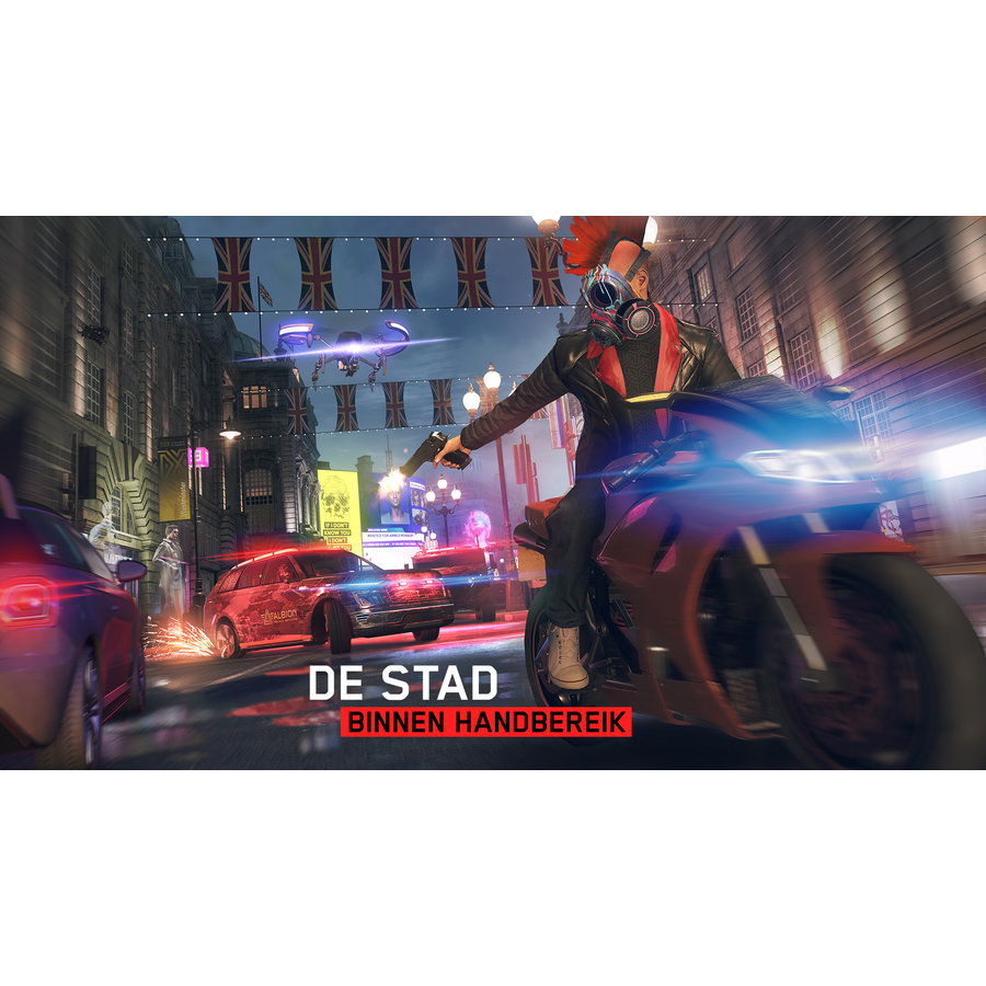 Watch Dogs Legion + Pre-order DLC - Playstation 5