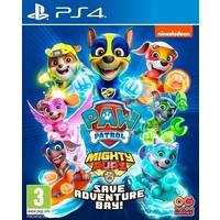 Paw Patrol: Mighty Pups Save Adventure Bay - Playstation 4