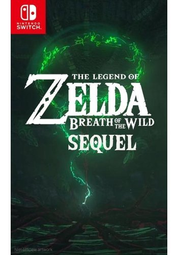 The Legend of Zelda: Breath of the Wild Sequel - Nintendo Switch