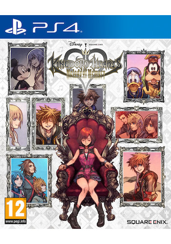 Kingdom Hearts: Melody of Memory - Playstation 4