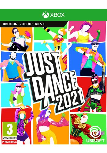 Just Dance 2021 - Xbox One & Xbox Series X