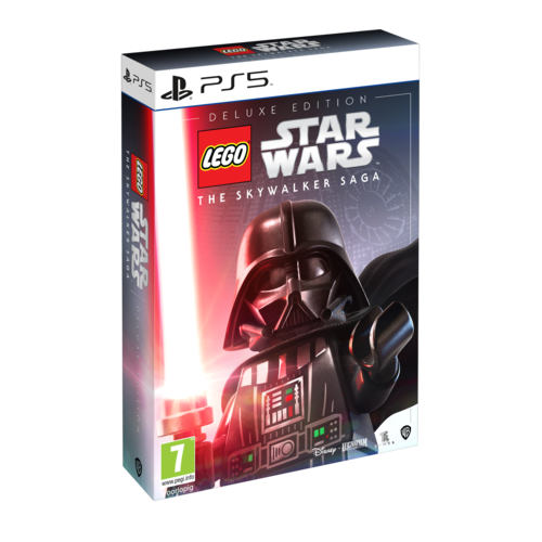 LEGO Star Wars - The Skywalker Saga - Deluxe Edition - Playstation 5