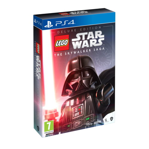 LEGO Star Wars - The Skywalker Saga - Deluxe Edition - Playstation 4