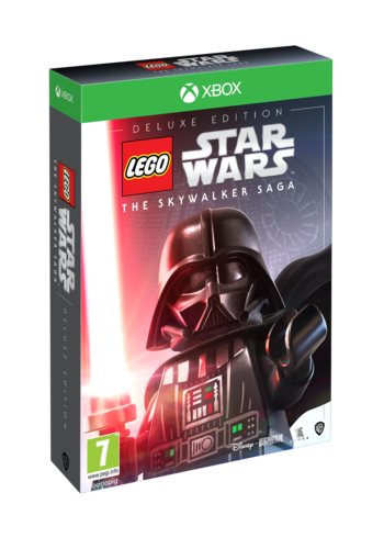 LEGO Star Wars - The Skywalker Saga - Deluxe Edition - Xbox One