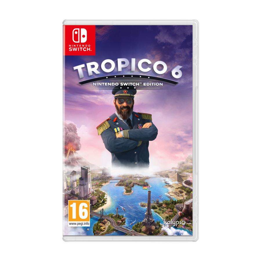 Tropico 6 Nintendo Switch Edition - Nintendo Switch