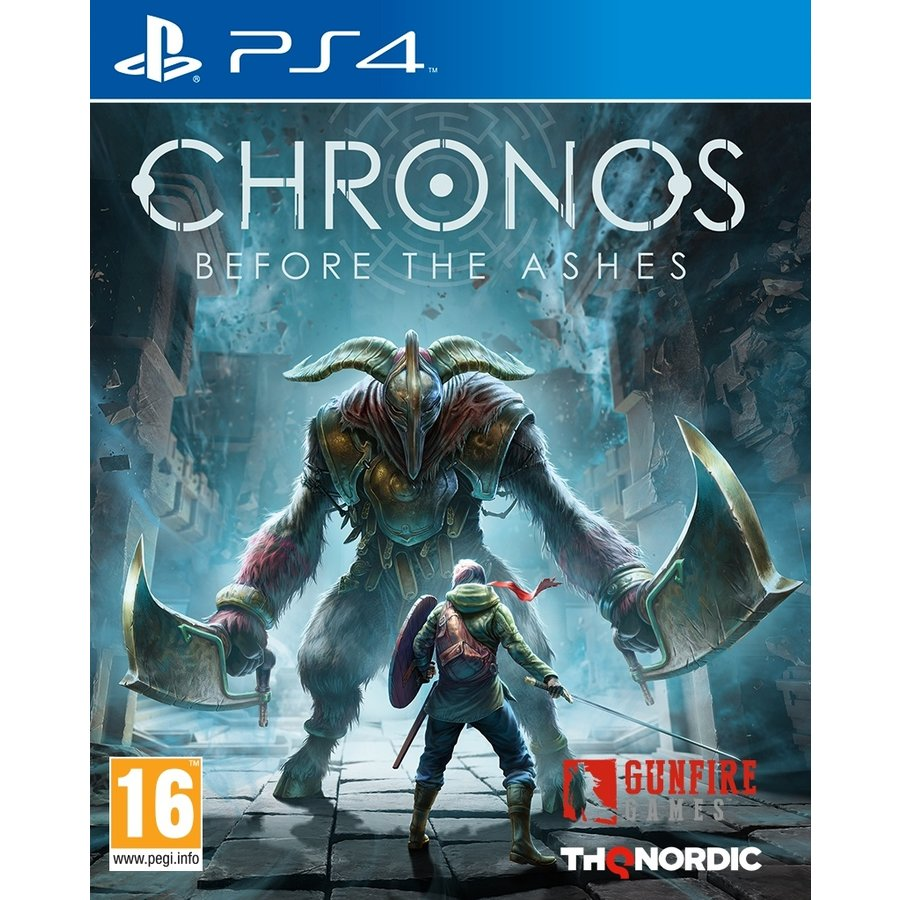 Chronos - Before the Ashes - Playstation 4