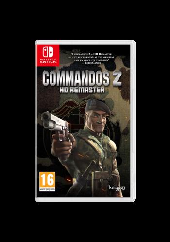 Commandos 2 HD Remaster Nintendo Switch Edition - Nintendo Switch