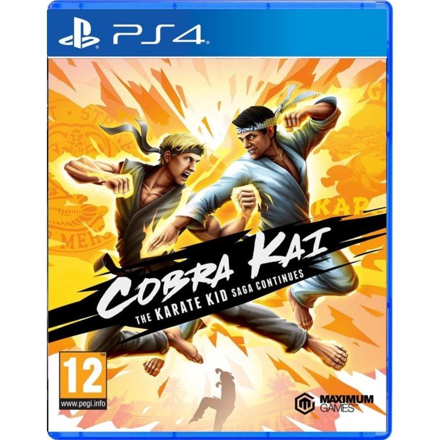 Cobra Kai: The Karate Kid Saga Continues - Playstation 4