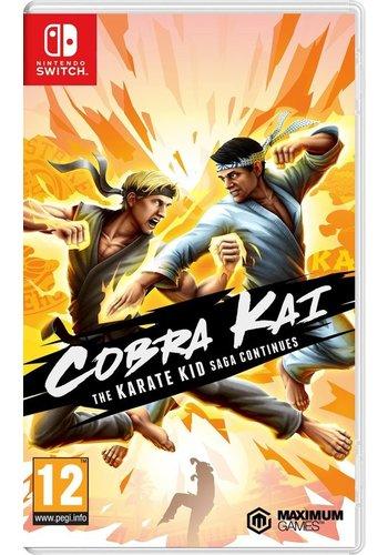 Cobra Kai: The Karate Kid Saga Continues - Nintendo Switch