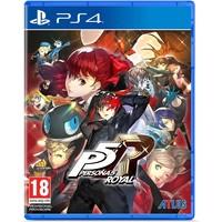 Persona 5 Royal (Standard Edition) - Playstation 4