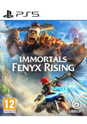 Immortal Fenyx Rising + Pre-Order DLC - Playstation 5
