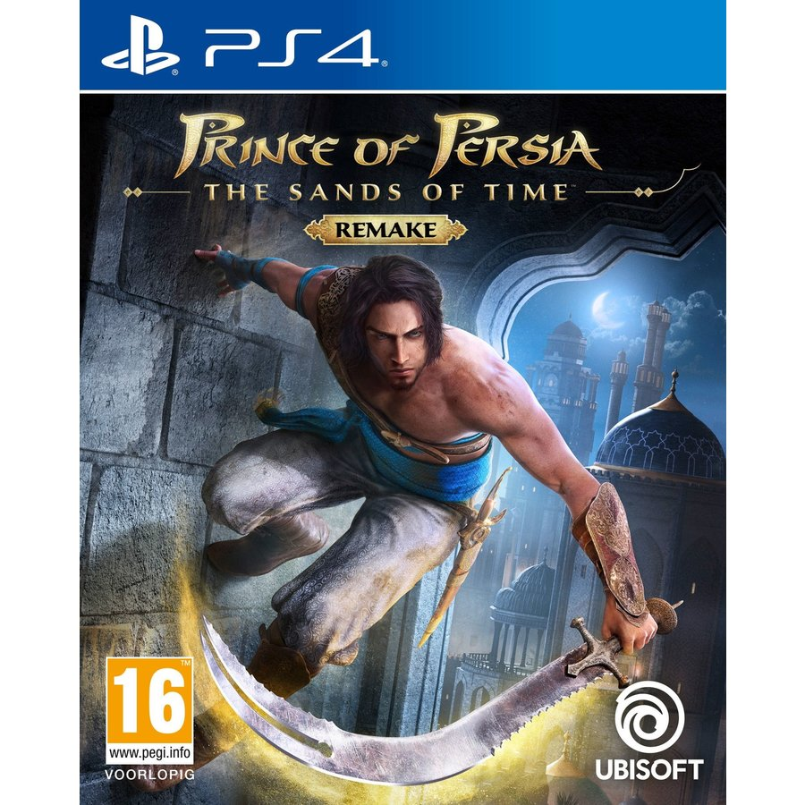 Prince of Persia + Pre-Order DLC - Playstation 4