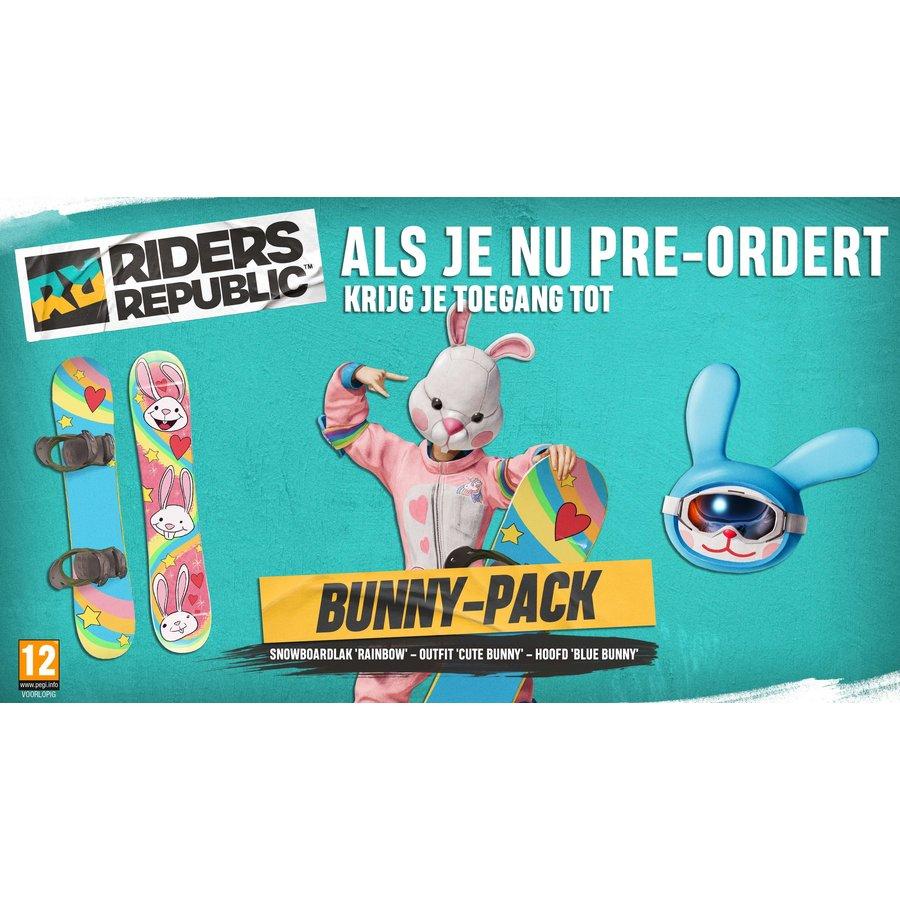 Riders Republic + Pre-Order DLC - Playstation 4