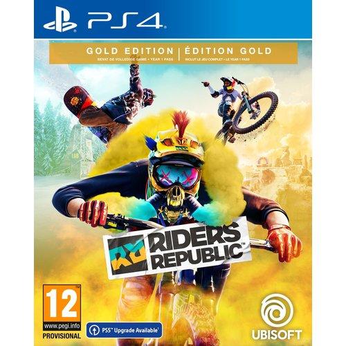 Riders Republic Gold Edition + Pre-Order DLC - Playstation 4