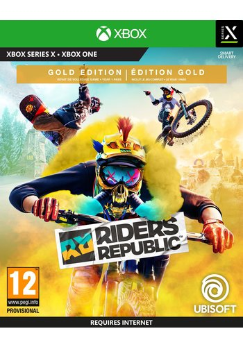 Riders Republic Gold Edition + Pre-Order DLC - Xbox One