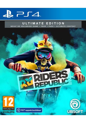 Riders Republic Ultimate Edition + Pre-Order DLC - Playstation 4
