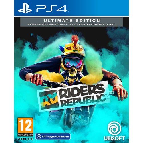 Riders Republic Ultimate Edition + Pre-Order DLC - Playstation 4