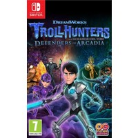 Trollhunters: Defenders of Arcadia - Nintendo Switch