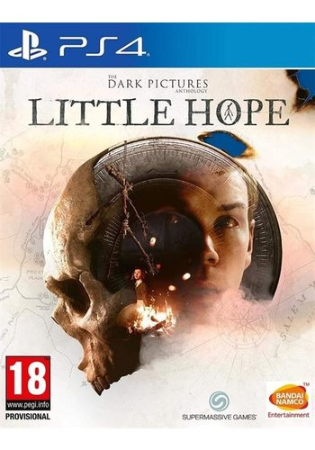 The Dark Pictures Anthology: Little Hope - Playstation 4
