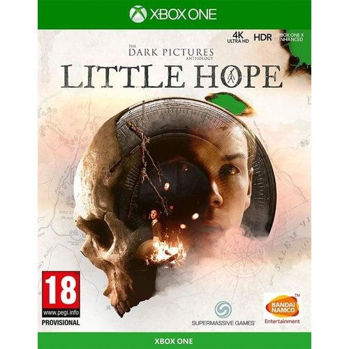The Dark Pictures Anthology: Little Hope + DLC - Xbox One