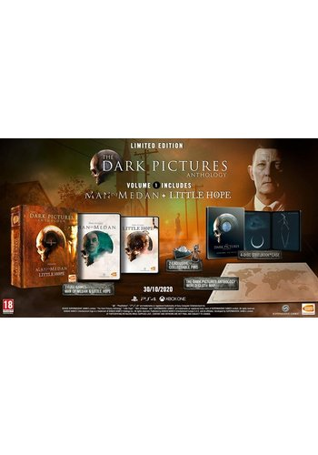 The Dark Pictures: Anthology - Volume 1 - Playstation 4