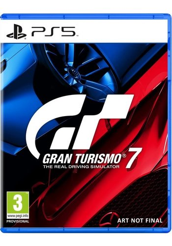 Gran Turismo 7 - Playstation 5