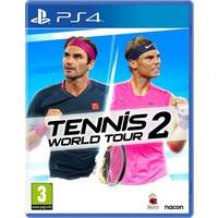 Tennis World Tour 2 - Playstation 4