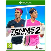 Tennis World Tour 2 - Xbox One