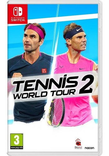 Tennis World Tour 2 - Nintendo Switch