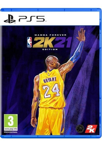 NBA 2K21 - Mamba Forever Edition - Playstation 5