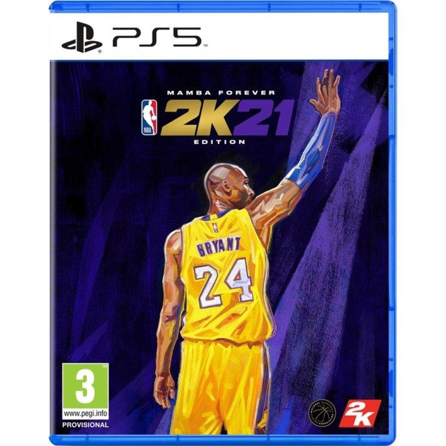 NBA 2K21 - Mamba Forever Edition - Playstation 5