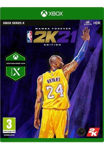NBA 2K21 - Mamba Forever Edition - Xbox Series X