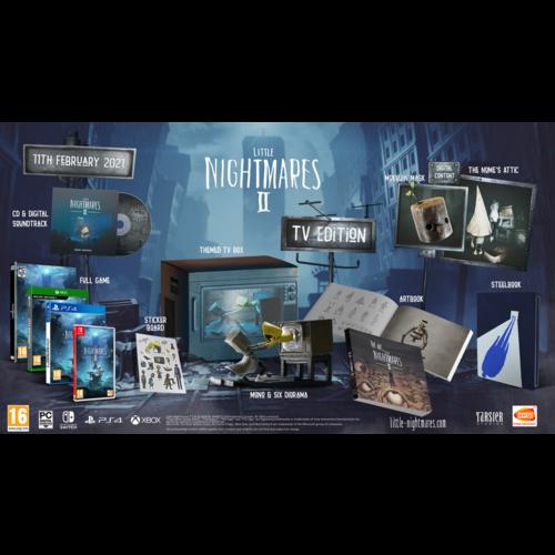 Little Nightmares II TV Edition - Playstation 4