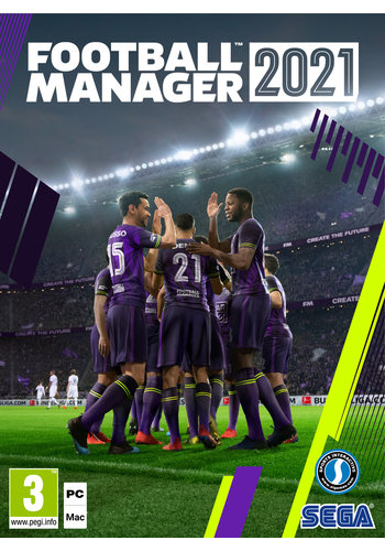 Football Manager 2021 - PC