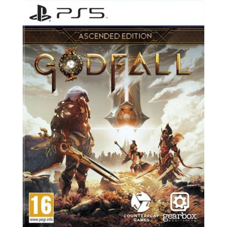 Godfall - Ascended Edition - Playstation 5