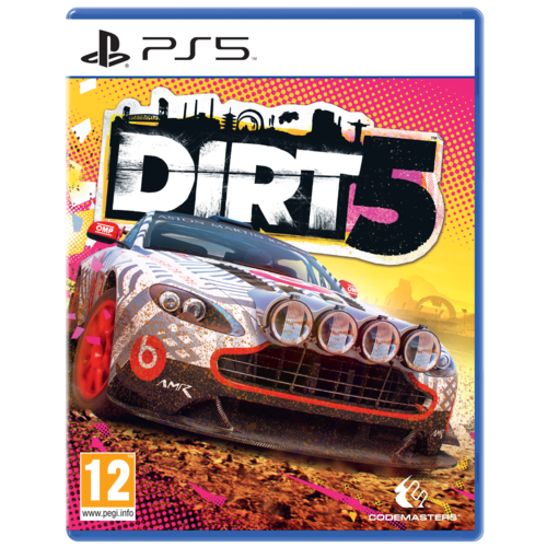 DIRT 5 - Playstation 5