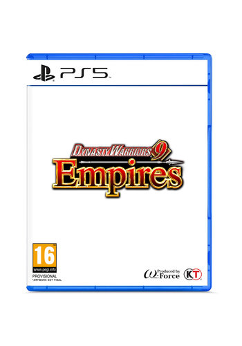 Dynasty Warriors 9 EMPIRES - Playstation 5