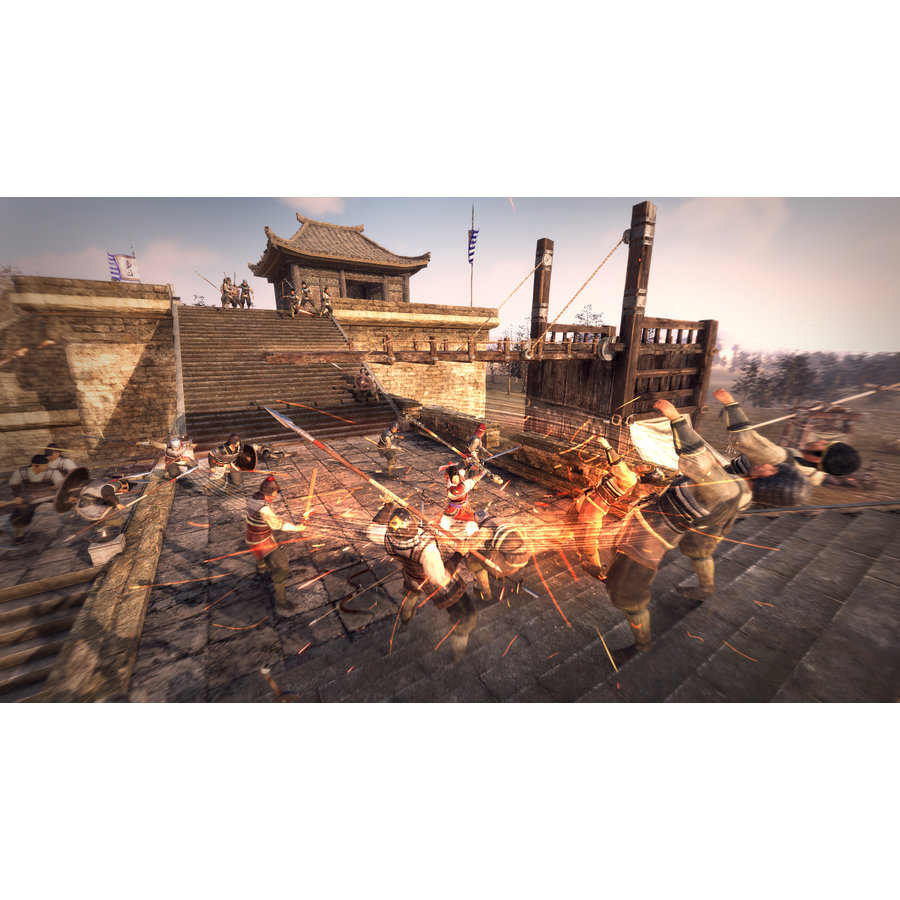 Dynasty Warriors 9 EMPIRES - Nintendo Switch