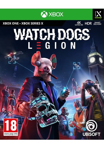 Watch Dogs Legion + Pre-order DLC - Xbox One & Xbox Series X