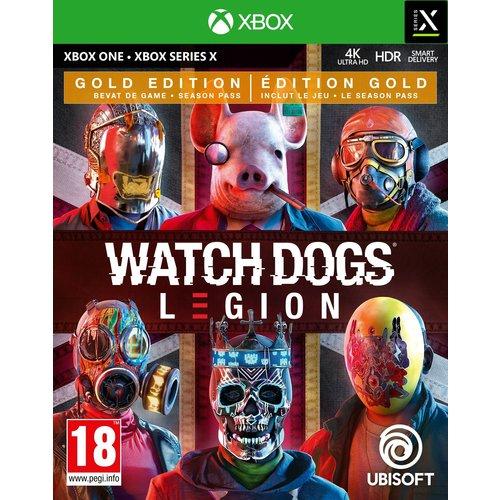 Watch Dogs: Legion - Gold Edition - Xbox One & Xbox Series X