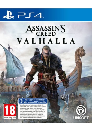 Assassin's Creed Valhalla + Pre-order DLC - Playstation 4