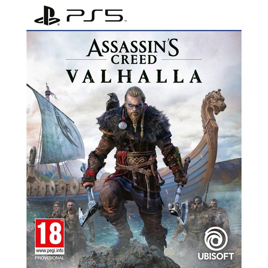 Assassin's Creed Valhalla + Pre-order DLC - Playstation 5