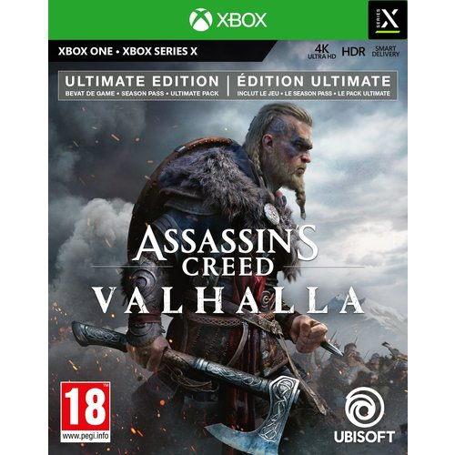 Assassin's Creed Valhalla Ultimate edition - Xbox One & Xbox Series X