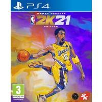 NBA 2K21 - Mamba Forever Edition - Playstation 4