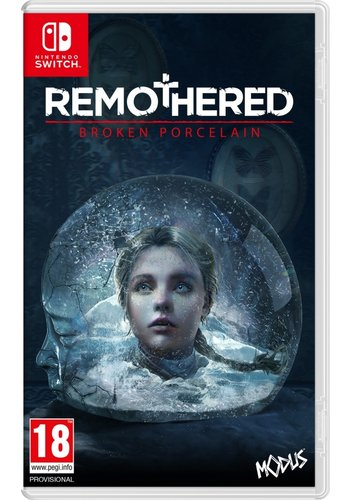 Remothered: Broken Porcelain - Nintendo Switch