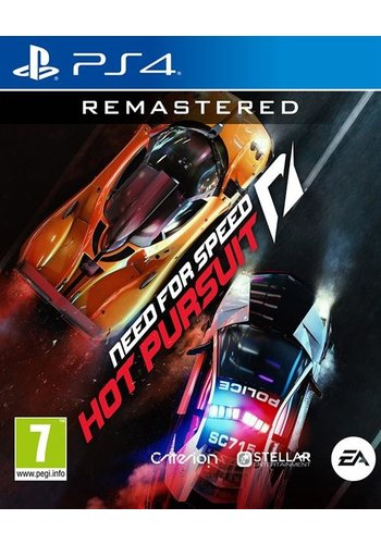 Need for Speed: Hot Pursuit - Remastered - Playstation 4