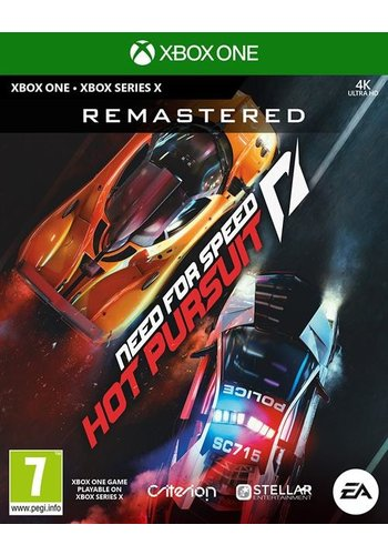 Need for Speed: Hot Pursuit - Remastered - Xbox One