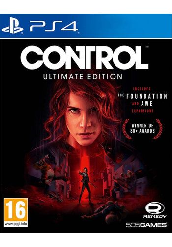 Control - Ultimate Edition - Playstation 4