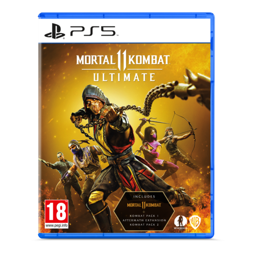 Mortal Kombat 11 Ultimate + Pre-order bonus - Playstation 5