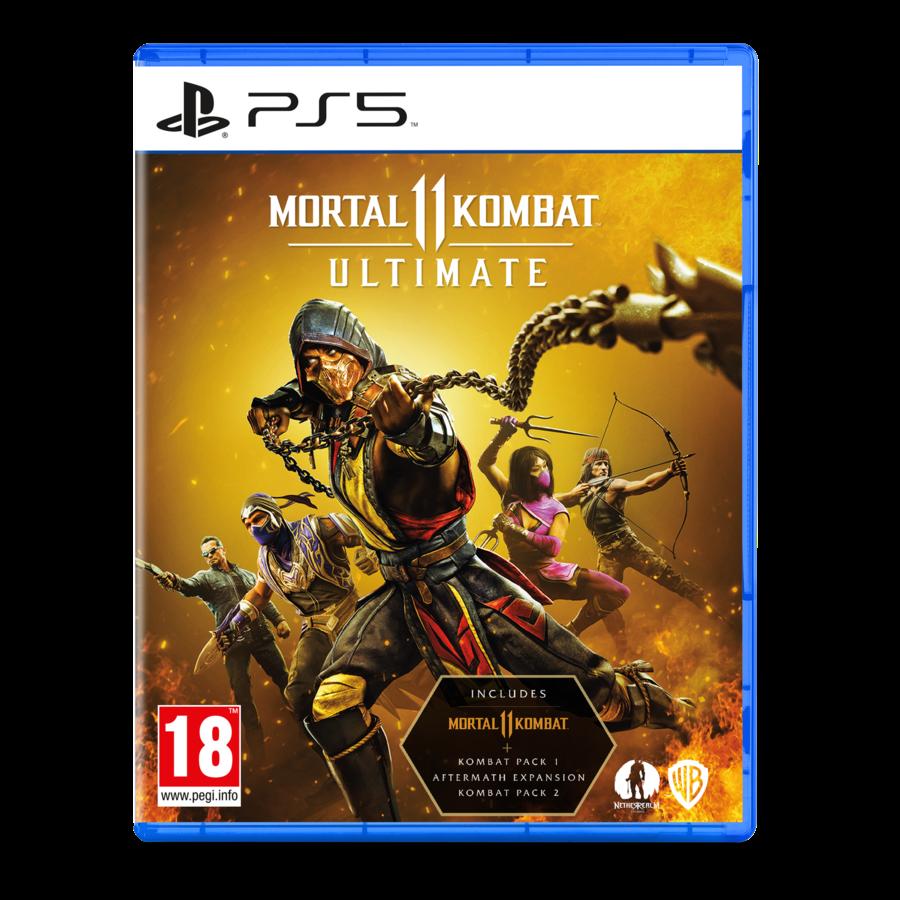 Mortal Kombat 11 Ultimate + Pre-order bonus - Playstation 5